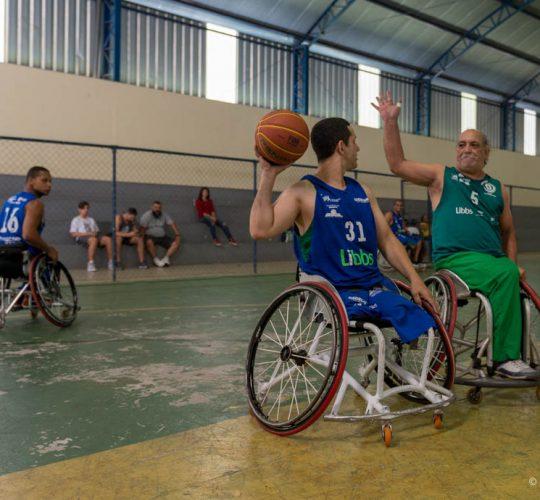 Regras de Basquetebol em Cadeiras de Rodas